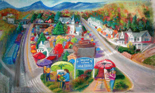 colorfest art of dillsboro